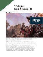 Arcano Fiel
