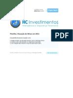 Planilha Financeira - Alocação de Ativos em 2011.xls