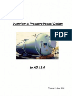 Overview of Pressure Vessel Design to as 1210 Ver 3c