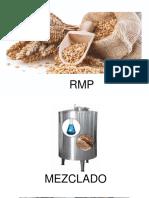 Diagrama de Procesos Para Cerveza