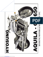 Aquila Gv650 Catalogue
