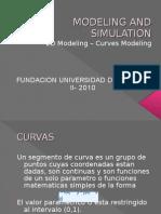 Sem 3 Modeling and Simulation Curves