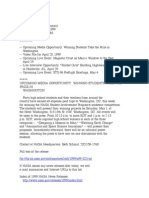 Official NASA Communication m99-085