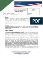 Politica de Uso Adecuado de Dispositivos Electronicos y Programa Byod 26.10.17