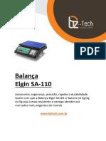 Manual Elgin Sa 110