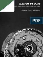 GUIA DE EQUIPOS MARINOS