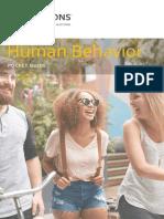Human Behavior Guide