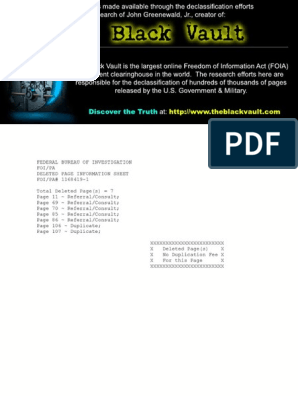 RichardHelms FBI1 | Executive Branch Of The United States
