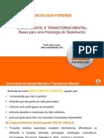 5 Saúde Mental e Transtorno Mental