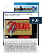 SNES – the Legend of Zelda_ a Link to the Past – Análise _ Detonado Parte 1 _ Eternal Players