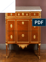 Commode Riesener LXVI Acajou Web