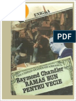 Raymond Chandler - Rămas bun pentru vecie.docx