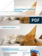 Robot Structural Analysis Professional 2016 Whats New Presentation