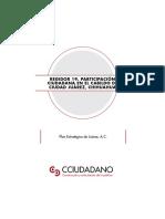 Regidor 19. Participación ciudadana en el cabildo de Ciudad Juárez, Chihuahua. CCiudadano-CIESAS