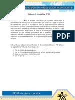 Evidencia Informe Final