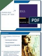 2015 BMA Presentation