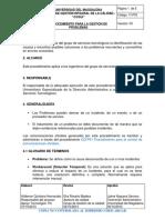 TI-P03 Procedimiento Para La Gestion de Problema v3