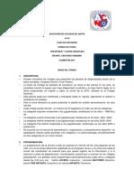 Reglamento de Futbol Acn II Semestre 2017