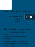Crítica de Habermas a Rawls 1