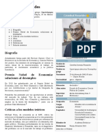 Cristóbal Pissarides