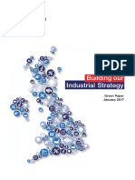 Building Our Industrial Strategy Green Paper