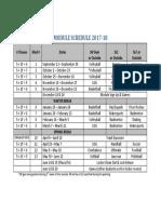 jw module sched 2017-18 v1