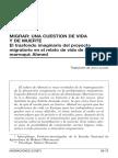 Chattou y Ruffel - Migrar Una Cuestion de Vida y de Muerte