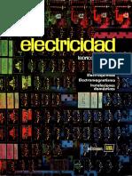 Electricidad Teórico-práctica. Tomo 2. Electroquímica. Electromagnetismo. Instalaciones Domésticas