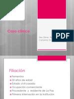 Caso Clinico Dra Dilma Completo