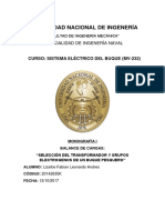 Monografia 1 Sistema Electricos de Buque