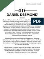 Daniel Desmond Brasil