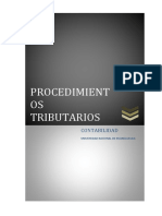 Procedimientos Tributarios Final