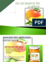 Proyecto Empresarial- Conserva Mango en Almibar
