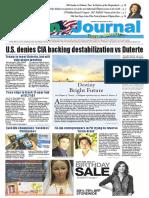 Asian Journal October 27, 2017 edition