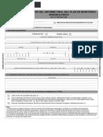 Formulario de Aprobacion de Informe Final