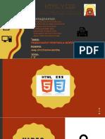 html 5 java script y css