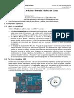 P06 Matlab y Arduino Entrada y Salida de Datos