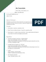 CV Paulo Felippe Da Conceição