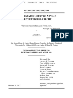 Apple's opening brief in appeal of $506M patent infringement award to WARF