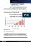 Canadian Mutual Fund Industry