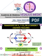 Transporte de o2 y Co2 Vesalius Medic
