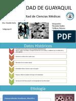 Paracocidioidomicosis