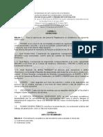 Normativo de Evaluacion y Promocion Estudiantil