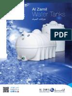 Al Zamil Water Tanks