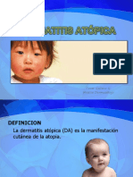 Dermatitis Atopica-Liquen Simple Cronico-Miliaria_