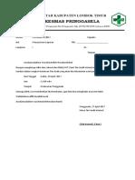 Surat Audit