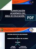Planificación de La Clase de Educación Física Básica