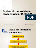 4.Explicacion Del Accidente Cerebro Vascular