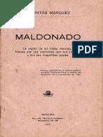 A. Pintos Marquez - 1930 - Maldonado