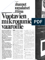 Tuhannet suomalaiset alttiina vuotavien mikroouunien vaaroille_Seura-lehti_39-1975